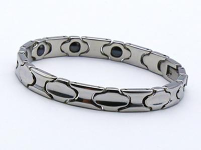 Healthcare Stainless Steel Bracelet